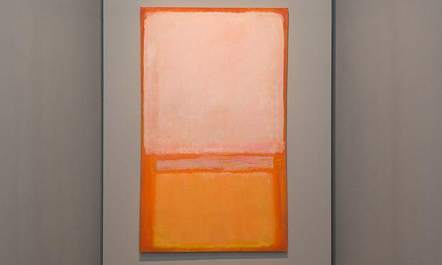 Hinter dieser Abstraktion steckt die Kunstgeschichte: Rothko im für seine Bilder neutral adaptierten KHM.