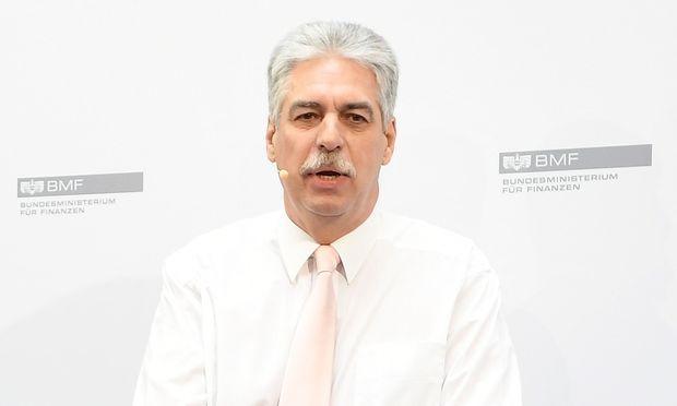 Dauerredner, eitel – aber in der Materie firm: So beschreibt ein Parteifreund Hans Jörg Schelling.