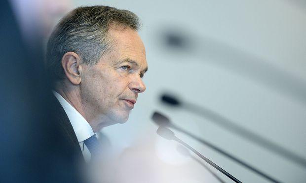 Archivbild: Erste-General Andreas Treichl