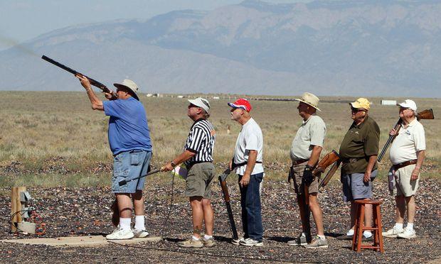 Themenbild: Shooting Range Park in Texas