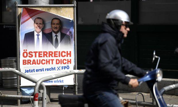 Parteispenden an die FPÖ geraten ins Visier des Rechnugnshofs.