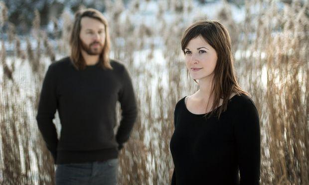 Moralischer Anspruch. Michael Schwab und Anna Maislinger.