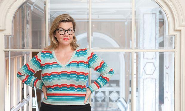 Stadtarbeit. Lilli Hollein, Direktorin der Vienna Design Week.