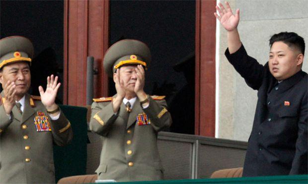 Nordkorea Jongun uebernimmt Kontrolle