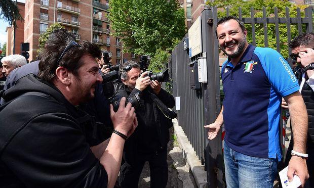 Europawahl in Italien: Salvini triumphiert