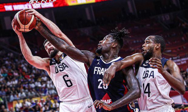 USA gegen Frankreich