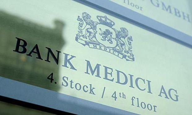 Symbolbild Medici-Bank
