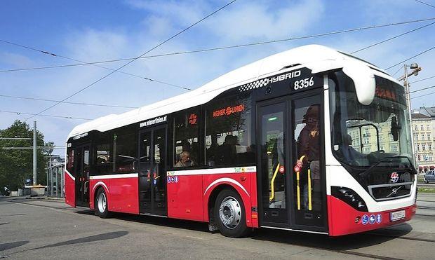 Wiener Linien Hybridbus