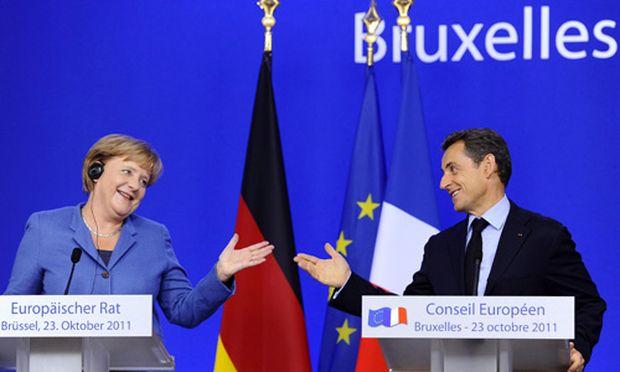 Krise Geschwaechte Fuehrer Europas