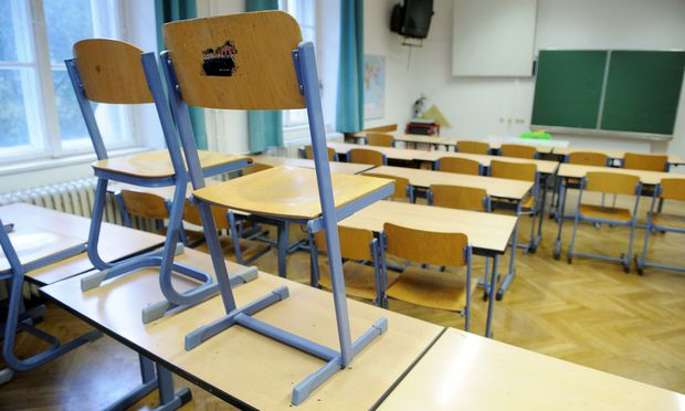 Symbolbild: Klassenzimmer