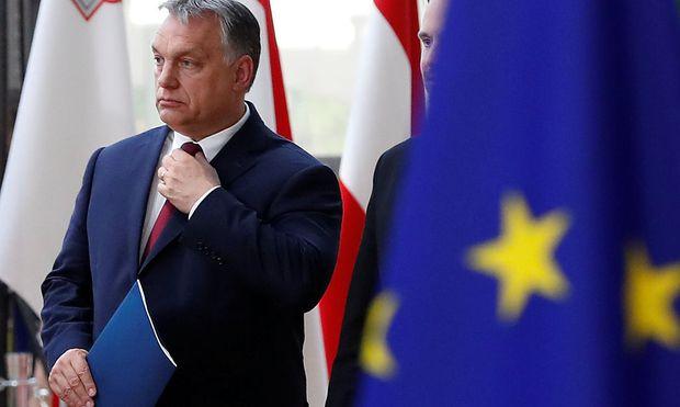 Viktor Orbán setzt seine Hoffnungen in eine neue Kommission nach den Wahlen im Jahr 2019.