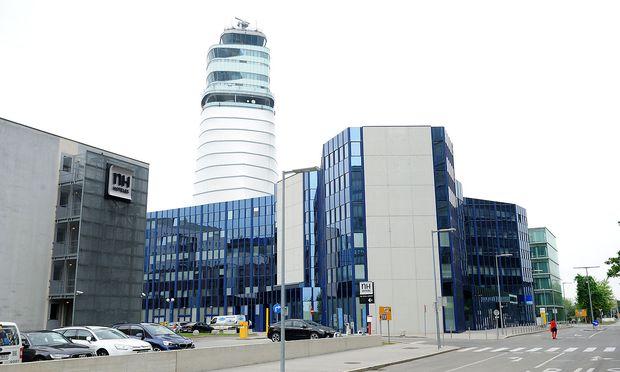 Flughafen Schwechat / Bild: Die Presse (Clemens Fabry)