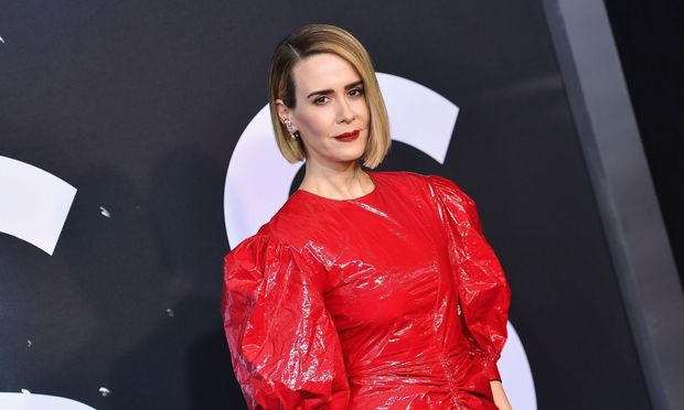 Sarah Paulson will die Erinnerungen an die Dreharbeiten unangetastet lassen und zieht es deshalb vor, die Filme, in denen sie mitgespielt hat, nicht zu sehen. / Bild: APA/AFP/ANGELA WEISS