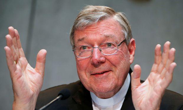 Kardinal George Pell drohen insgesamt bis zu 50 Jahre Haft