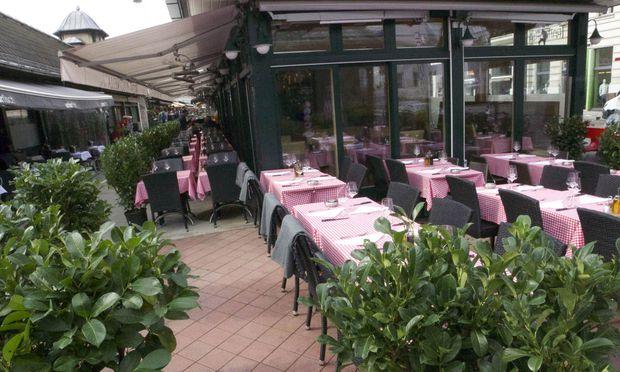 Trattoria Pulcinella von außen