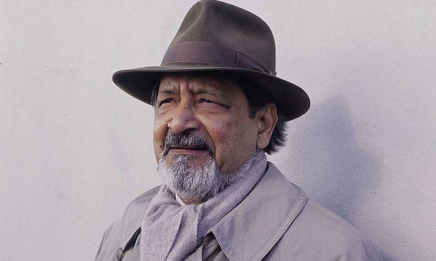 V. S. Naipaul (1932–2018).