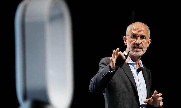 Dyson-CEO Jim Rowan brachte unter anderem einen Ventilator auf den Markt