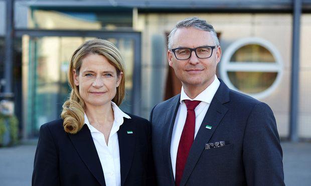 Claudia und Ewald Kronheim