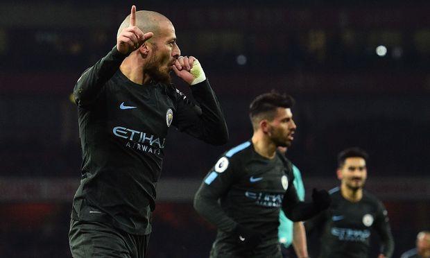 Arsenal verliert erneut mit 0:3 gegen Manchester City