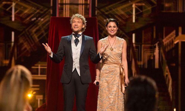 Thomas Höschele und Christine Gruber
