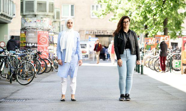 Begüm Gördü und Gözde Taşkaya: Die beiden Wienerinnen fasten im Ramadan – doch in diesem Monat gehe es um mehr als nur um Essensverzicht.