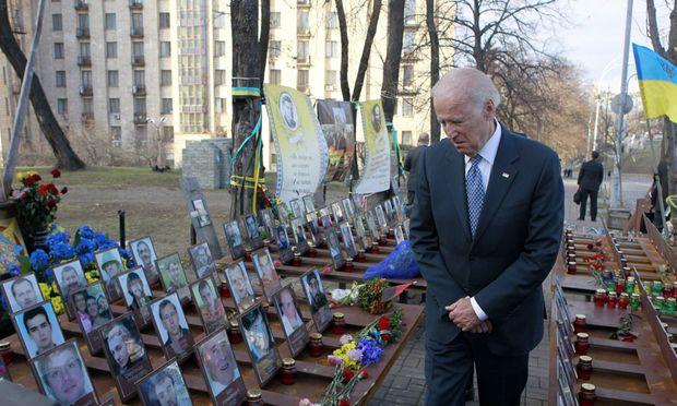 Gedenken an die Toten vom Maidan. Heute wächst die Unzufriedenheit mit jener Regierung, die damals den Umbruch versprach.