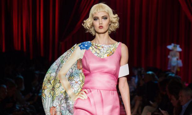 Gemeinsam Pink zu tragen, ist ein kompromissloses Statement für Frauenrechte.