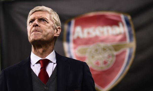 Verbissen, ehrgeizig, stur: Ars`ene Wenger kündigte nach 22 Dienstjahren seinen Abschied von Arsenal an.