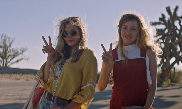 """Schwarzhumorige Instagram-Komödie: """"Ingrid Goes West"""" mit Elizabeth Olsen und Aubrey Plaza. Zu sehen auf Amazon Prime."""