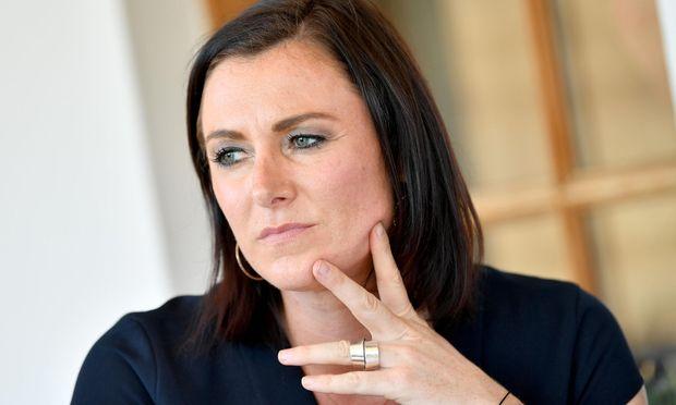 ÖVP-Generalsekretärin Elisabeth Köstinger