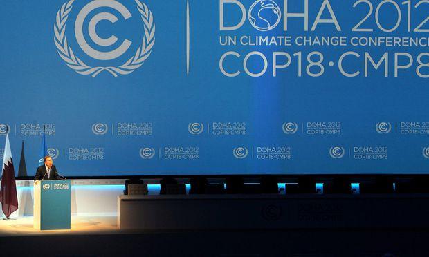 Klimakonferenz Wenig Resultate Doha