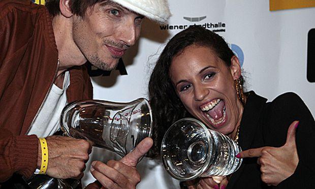 Amadeus Music Awards werden