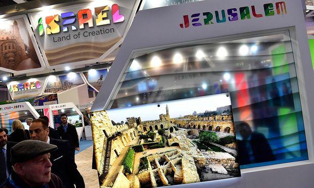 Israels Stand bei der ITB
