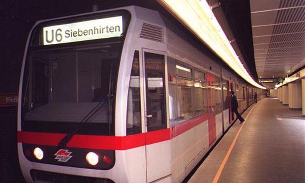 Wiener UBahn Kupferdiebe flagranti