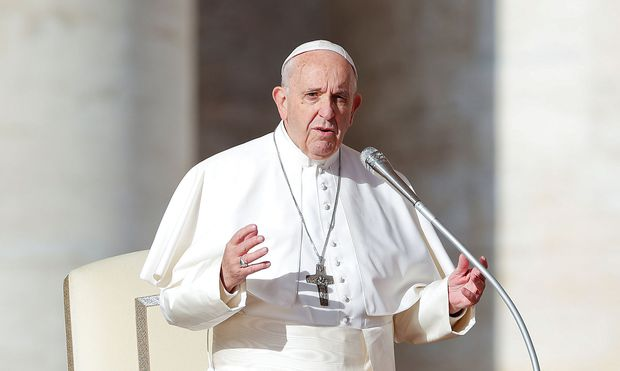 Papst Franziskus (Archivbild)