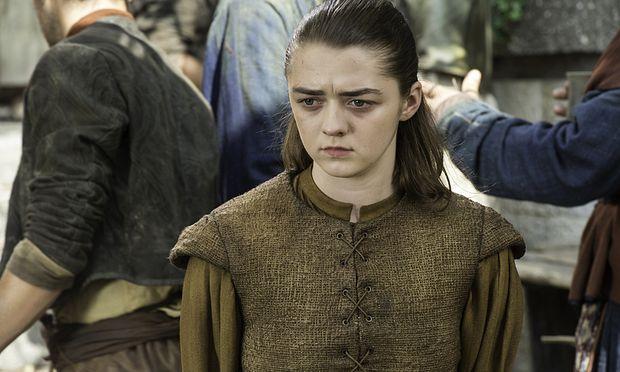 Arya, wo willst du hin? / Bild: (c) HBO/Sky