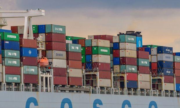 Deutsche Exporte im Mai stark gestiegen