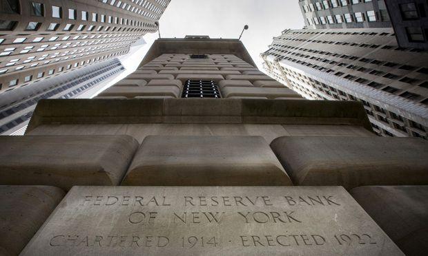 Themenbild: New York Federal Reserve Bank