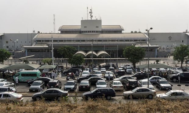 NIGERIA-TRANSPORT-ECONOMY-AIRPORT