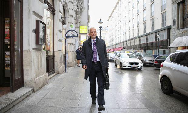 Auch als Präsident von Eco-Austria will Josef Moser die Effizienz des Staates weiter scharf im Auge behalten.