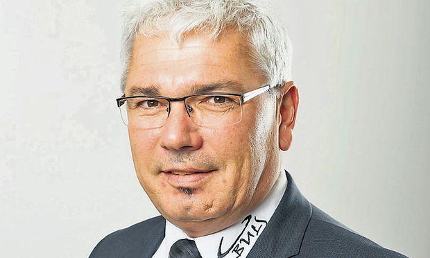 """Harald Lembacher, Chef von Buls Chem & More: """"Produkte für die professionelle Gebäudereinigung müssen heute auch umweltfreundlich sein."""""""