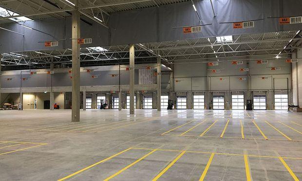Hornbach Logistikzentrum Enzersdorf an der Fischa