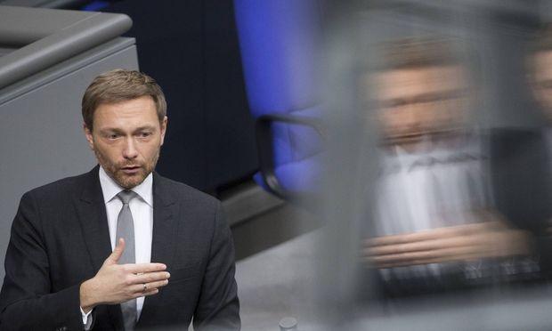 Deutsche FDP würde Union-Minderheitsregierung unterstützen