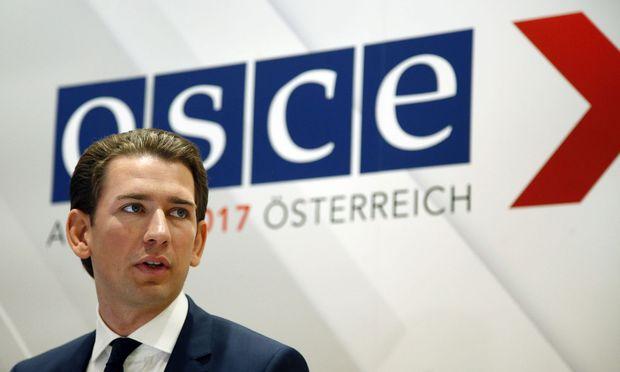 Mauerbach: Strengste Sicherheit bei OSZE-Treffen