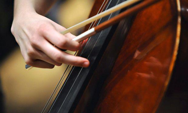 Themenbild: Cello / Bild: (c) EPA (STEPHEN CHERNIN)