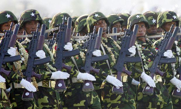 Burma Junta will 11000