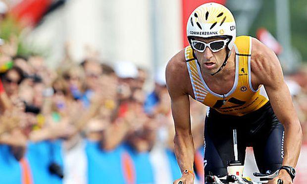 Beim Ironman 2011 in Klagenfurt stellte der Belgier Vanhoenhacker einen neuen Weltrekord auf