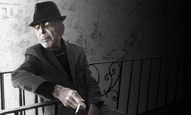 """""""I'm ready my lord"""", röchelt Leonard Cohen auf seinem letzten Album. Mit sich selbst scheint er im Reinen zu sein."""