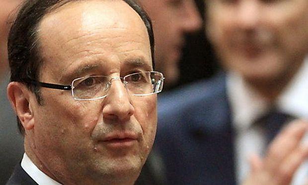 Hollande will den Soldaten den früheren Abzug aus Afghanistan erklären
