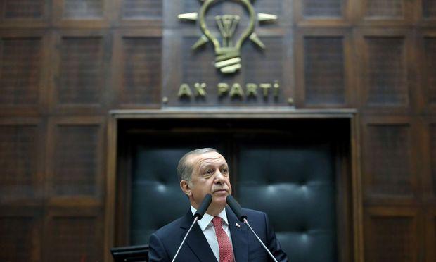 Erdogan erhebt Spionagevorwürfe gegen Deutschland